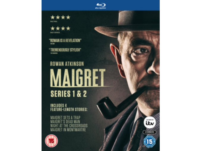 Maigret - The Complete Collection (Blu-ray)