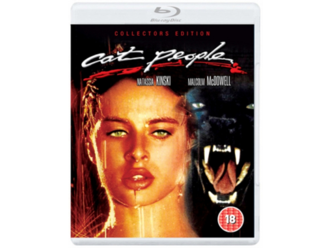 Cat People - Collectors Edition (Blu-ray & DVD) (1982)