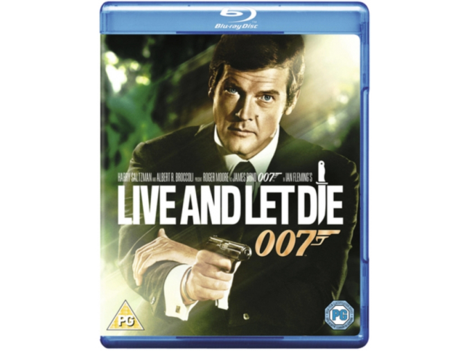 Live And Let Die [Blu-ray + UV Copy]