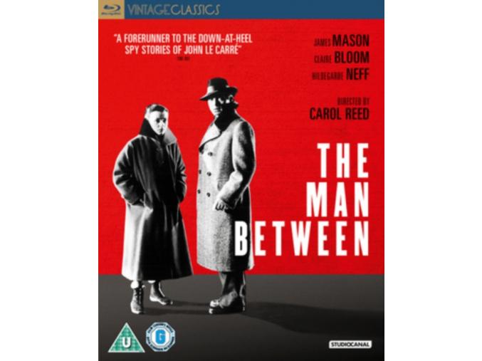 The Man Between (Digitally Restored) [2016] (Blu-ray)