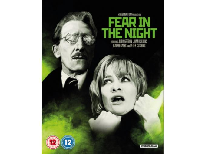 Fear In The Night (Doubleplay Blu-ray / DVD) (1972)