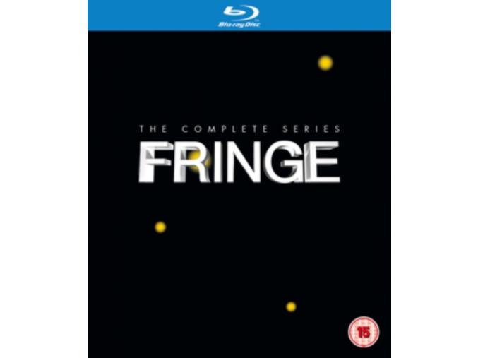 Fringe - Season 1-5 - Complete (Blu-Ray)