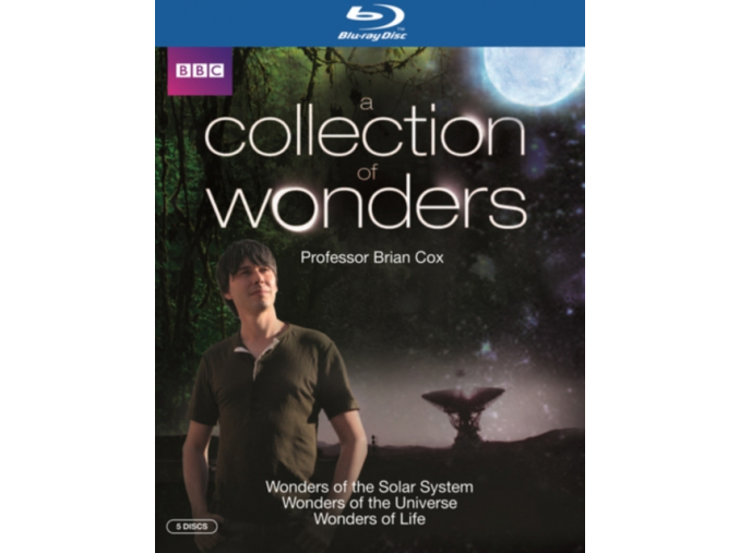 A Collection of Wonders Box Set (Blu-Ray)