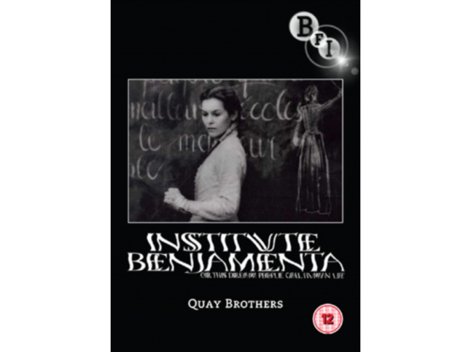 Institute Benjamenta (Blu-Ray and DVD) (1995)
