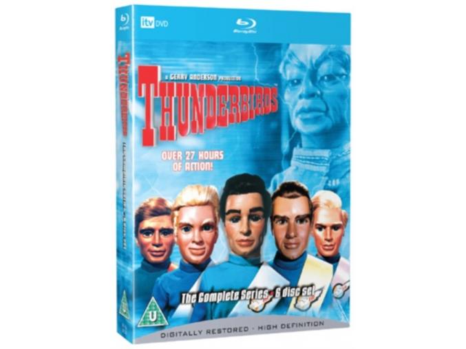 Thunderbirds (Blu-Ray)