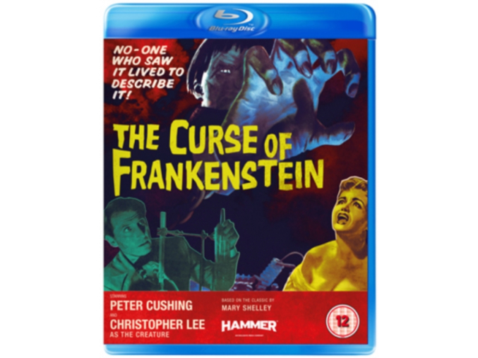The Curse of Frankenstein (Blu-Ray)