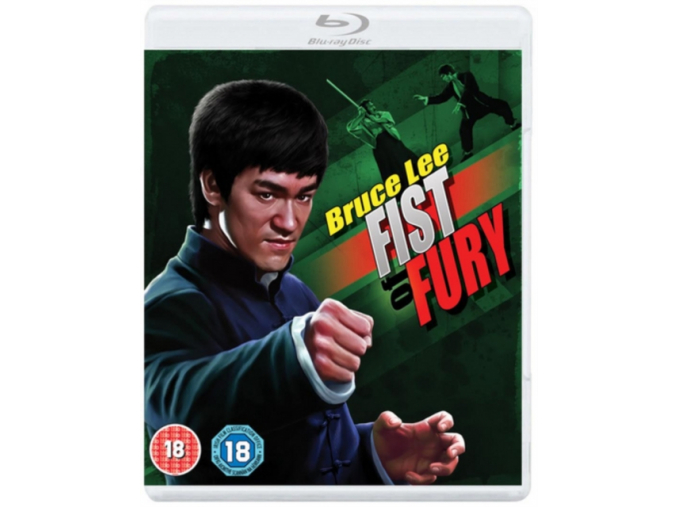 Fist Of Fury (Blu-ray & DVD)