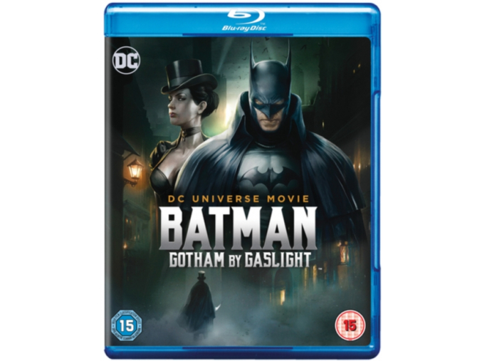 Batman: Gotham By Gaslight [Blu-ray] [2018] (Blu-ray)