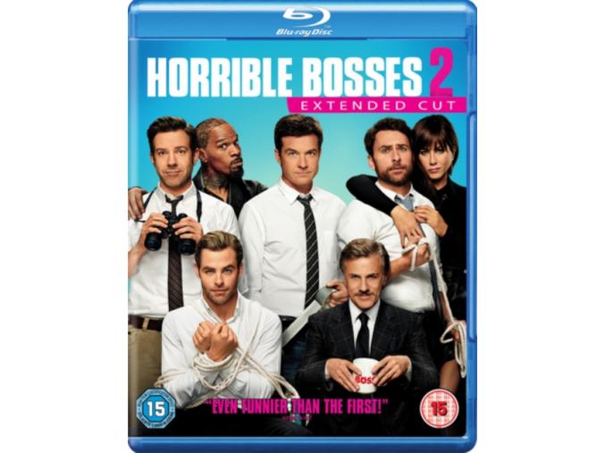 Horrible Bosses 2 (Blu-ray)