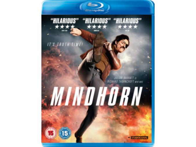 Mindhorn [Blu-ray] [2017] (Blu-ray)