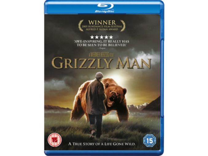 Grizzly Man (Blu-ray)