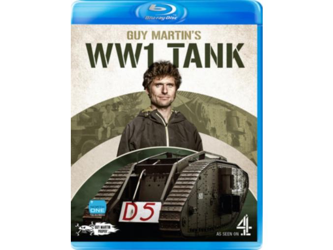 Guy Martins WW1 Tank (Blu-ray)