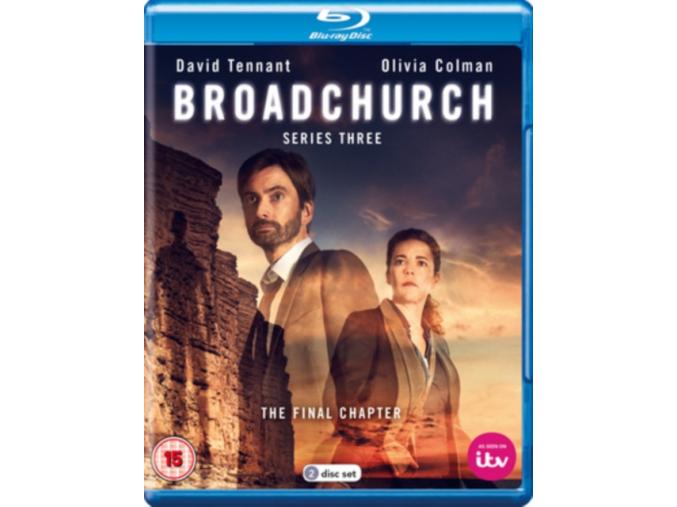 Broadchurch - Series 3 (Blu-ray)