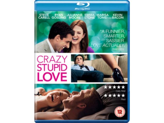 Crazy  Stupid  Love [Blu-ray]