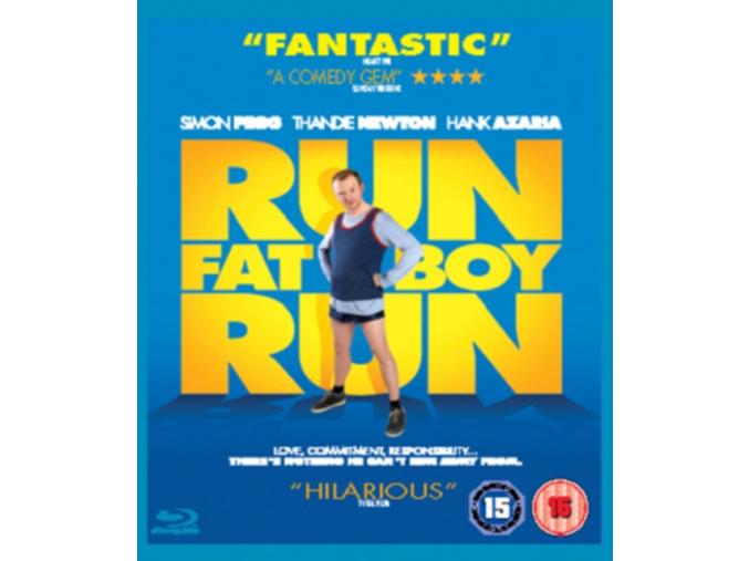Run  Fat Boy  Run (Blu-Ray)