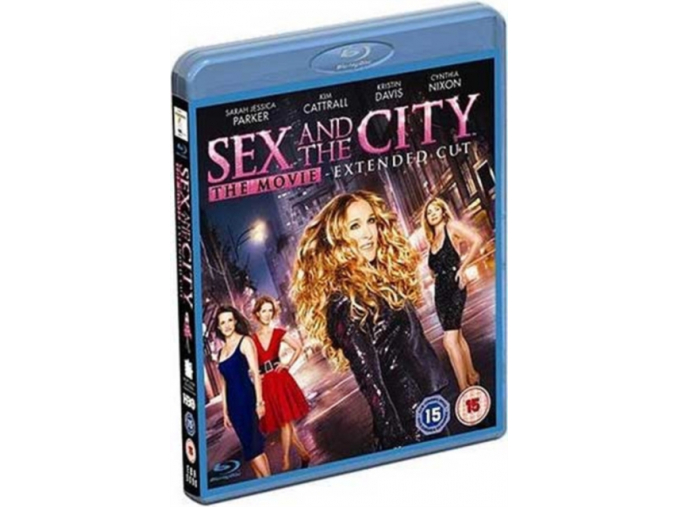 Sex And The City - The Movie (2008) (Blu-Ray)