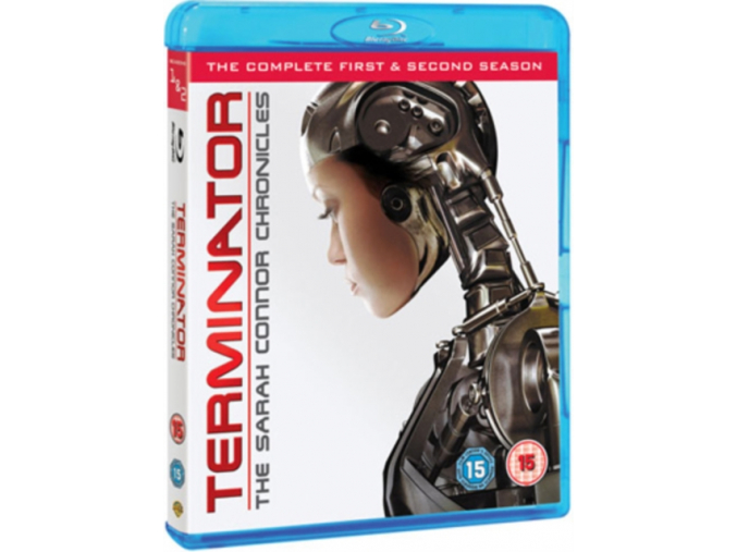 Terminator - The Sarah Connor Chronicles - Series 1-2 (Blu-Ray)