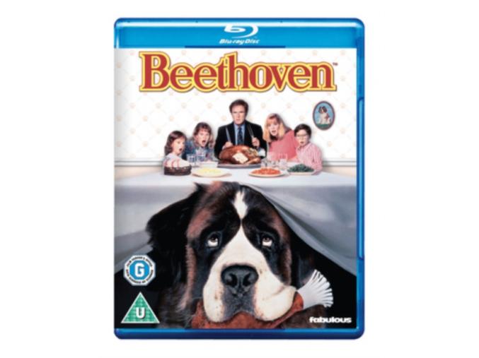 Beethoven [Blu-ray] (Blu-ray)