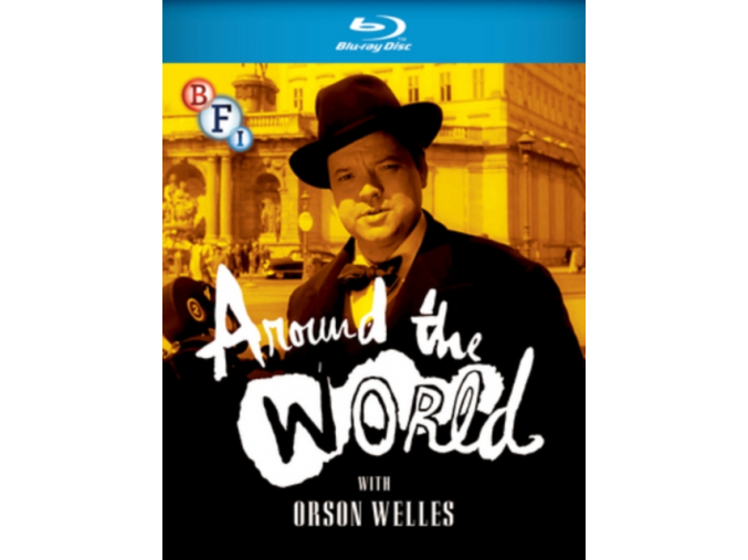 Around the World with Orson Welles (Limited Edition Numbered Blu-ray)