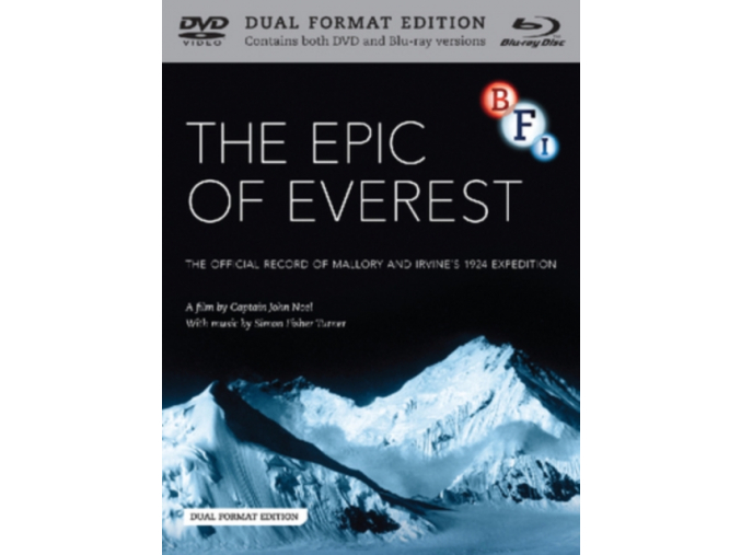 The Epic of Everest (DVD + Blu-ray)