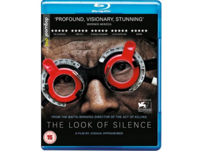 The Look of Silence [Blu-ray] (Blu-ray)