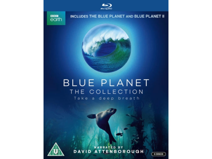 Blue Planet 1 and 2 The Collection (Blu-ray)