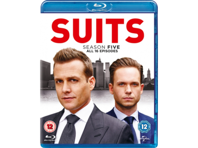 Suits - Season 5 (Blu-ray)
