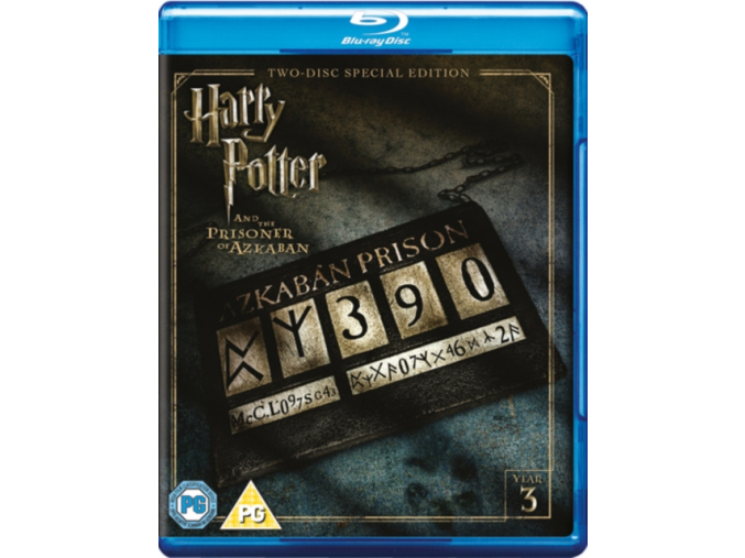 Harry Potter And The Prisoner Of Azkaban [Blu-ray]