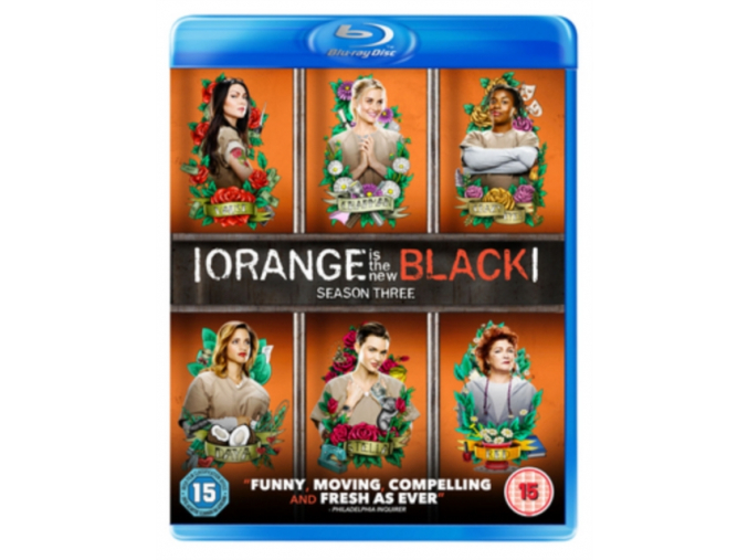 Orange Is The New Black: Season 3 [Blu-ray]