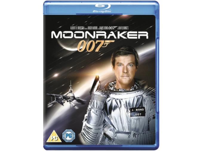 Moonraker [Blu-ray + UV Copy]