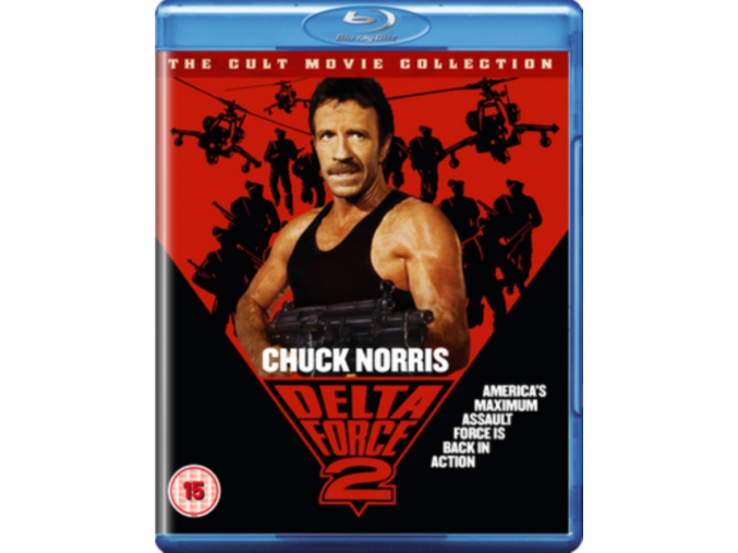 Delta Force 2: The Columbian Connection [Blu-ray]