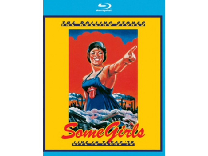 The Rolling Stones - Some Girls - Live in Texas 1978 (Blu-Ray)