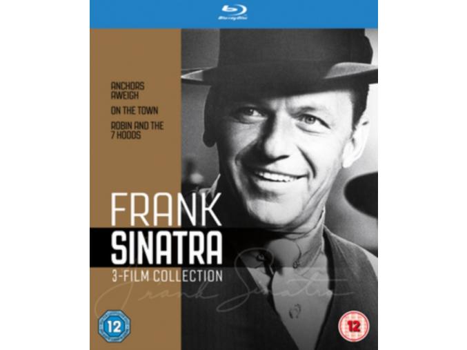 Sinatra: 100th Anniversary Boxset [Blu-ray] (Blu-ray)