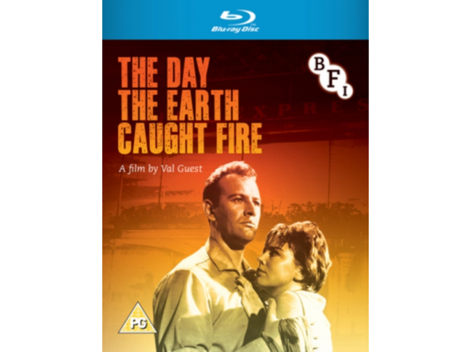 The Day the Earth Caught Fire (Blu-ray)