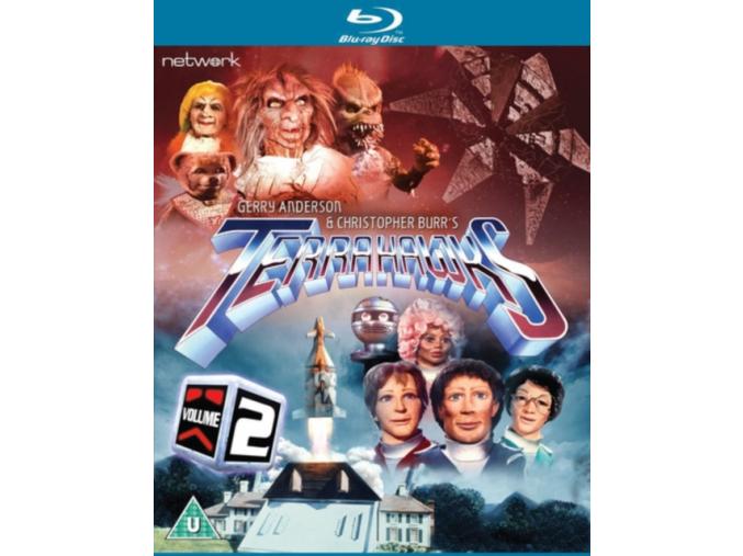 Terrahawks: Volume 2 [Blu-ray] (Blu-ray)