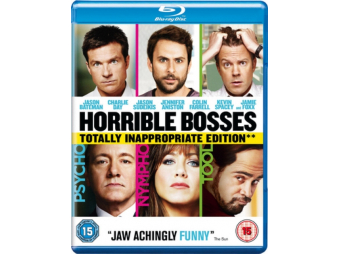 Horrible Bosses (Blu-ray)