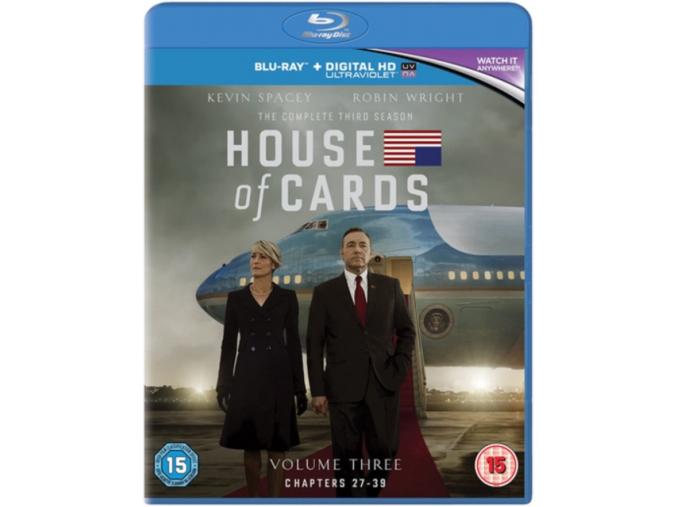 House Of Cards - Season 3 (Blu-ray)