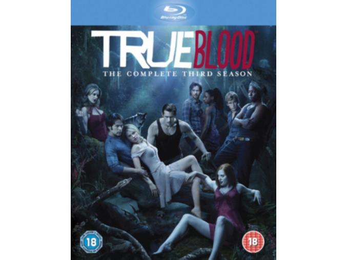 True Blood - Season 3 (Blu-ray)