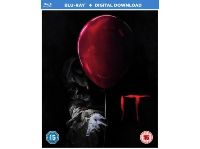 IT [Blu-ray + Digital Download] [2017] (Blu-ray)