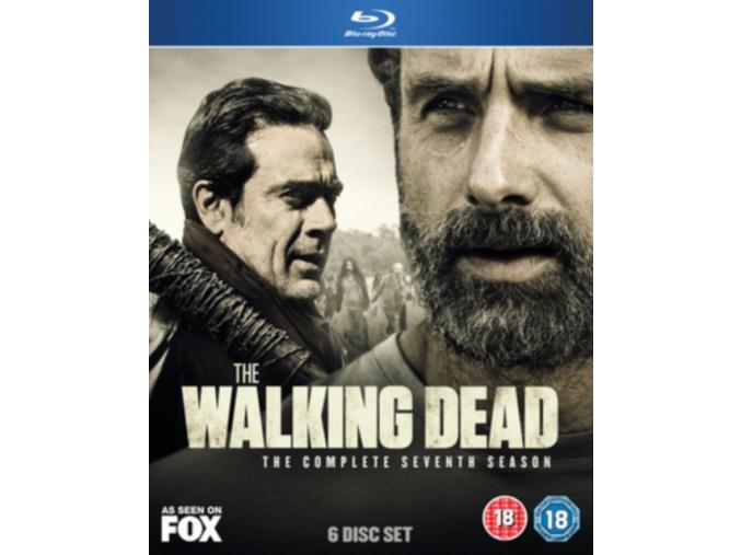 The Walking Dead Season 7 [Blu-ray] [2017] (Blu-ray)