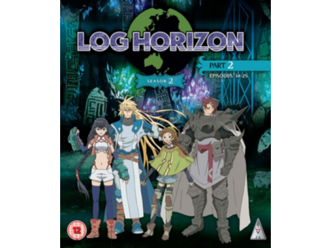 Log Horizon: Season 2 - Part 2 [Blu-ray] (Blu-ray)