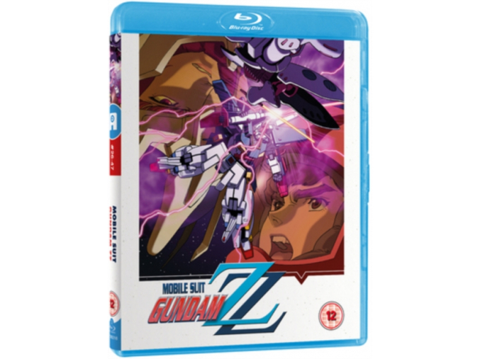 Mobile Suit ZZ Gundam Part 2 - Collectors (Blu-Ray)