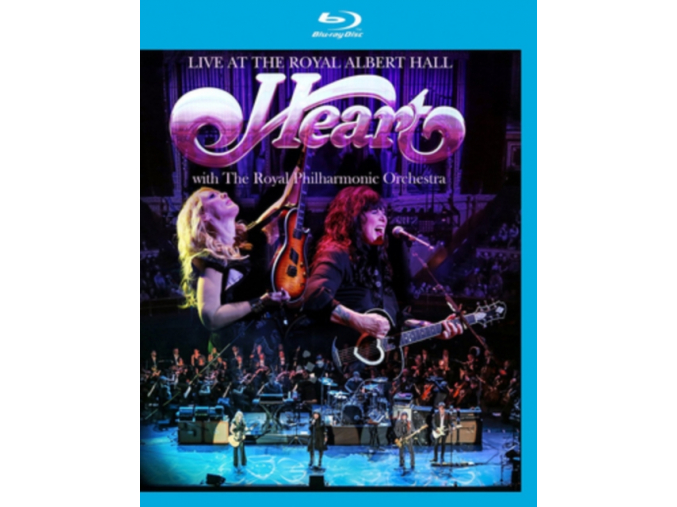 Heart: Live At The Royal Albert Hall With The Royal Philharmonic Orchestra [Blu-ray] (Blu-ray)