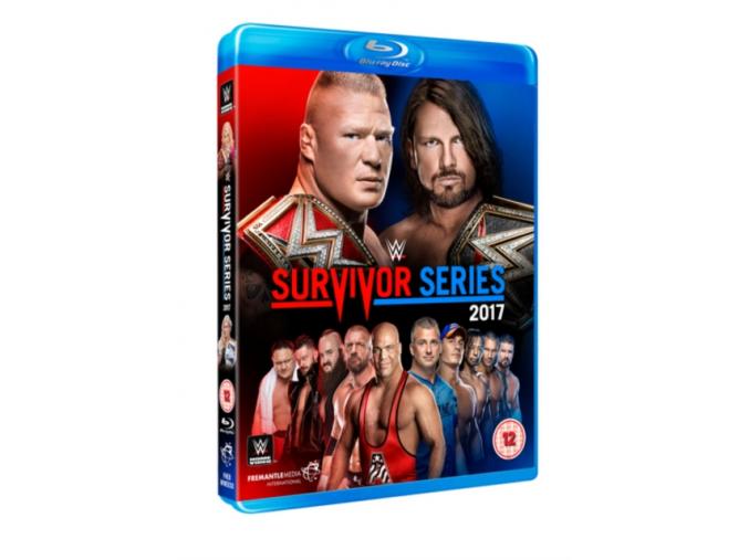 WWE: Survivor Series 2017 [Blu-ray] (Blu-ray)