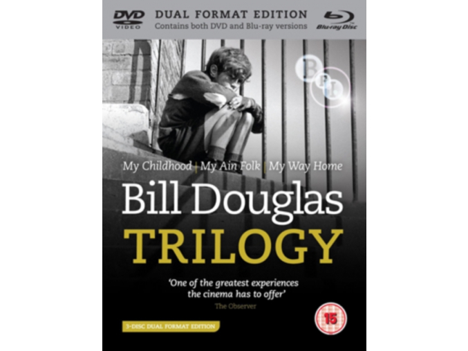 Bill Douglas Trilogy (DVD + Blu-ray)
