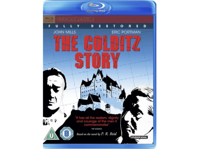 The Colditz Story (Blu-Ray)