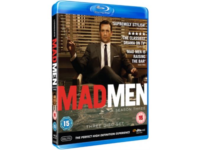 Mad Men - Season 3 (Blu-Ray)