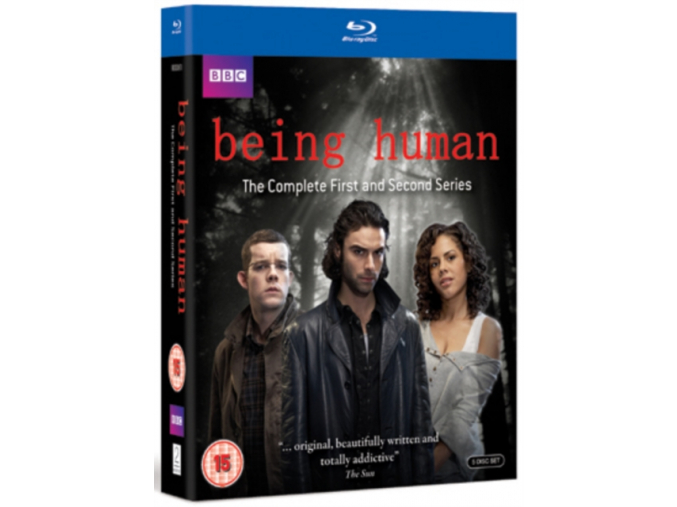 Being Human - Series 1-2 (Blu-Ray)