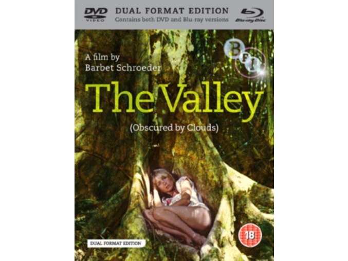The Valley (Obscured By Cloud) (Blu Ray and DVD) (1972)