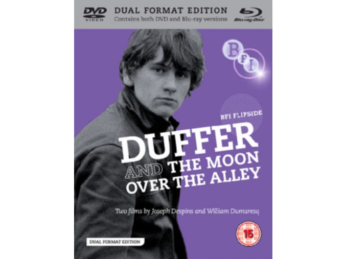 Duffer / The Moon Over The Alley (Blu-ray + DVD)